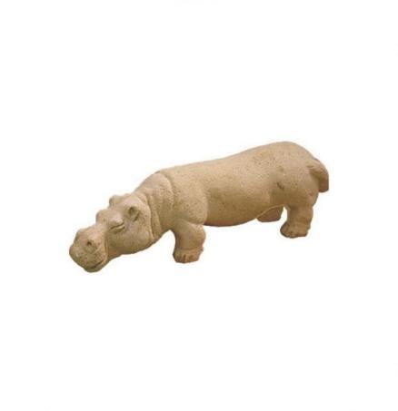 广州精品家居装饰砂岩工艺品犀牛厂家批发图片