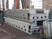 铸造机床床身铸件