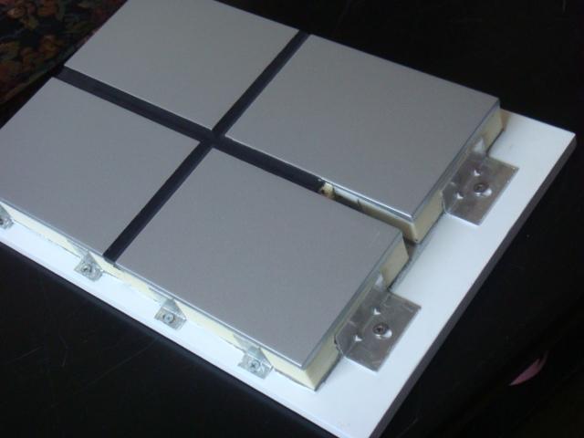 供应聚氨酯保温装饰一体化系统图片
