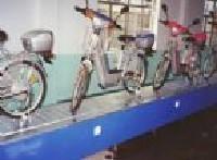 供应电动车组装线电器组装线