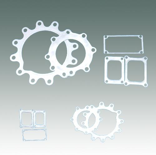 专业加工金属垫片 U型垫片 特殊形状金属薄片