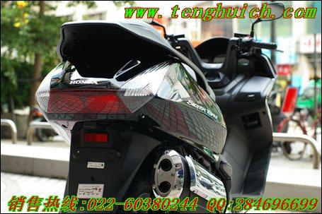 600摩托车生产供应商 供应进口07年本田银翼600摩托车价格高清图片