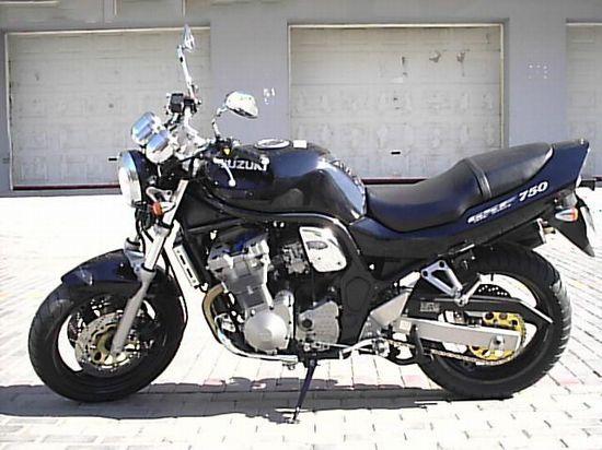 供应进口铃木750摩托车 价格:4200元