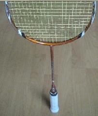 供应修理羽毛球拍后的平衡测试