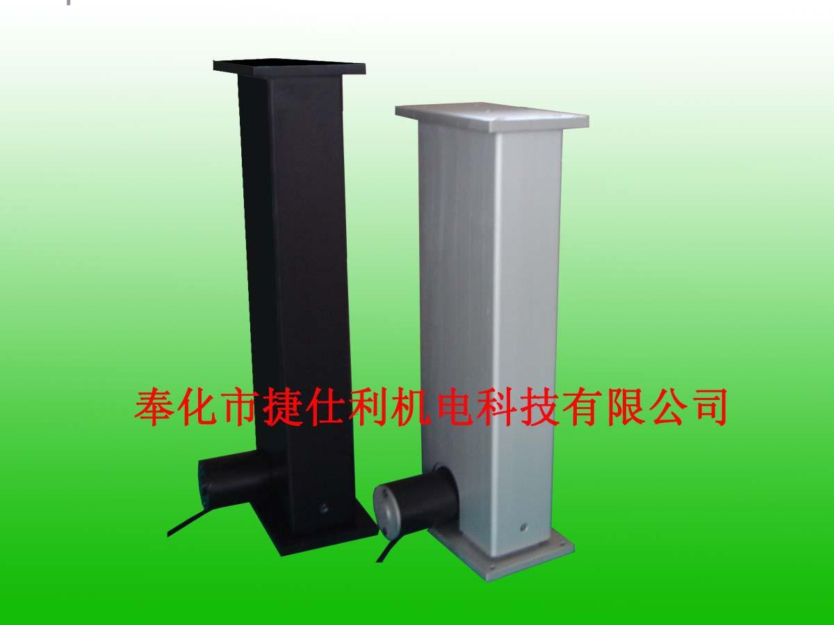 供应推杆式电动升降立柱JSL-LZ01-400MM 推杆式电动升降立柱批发