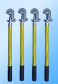 供应XJ圆口螺旋压紧式接地线操作棒