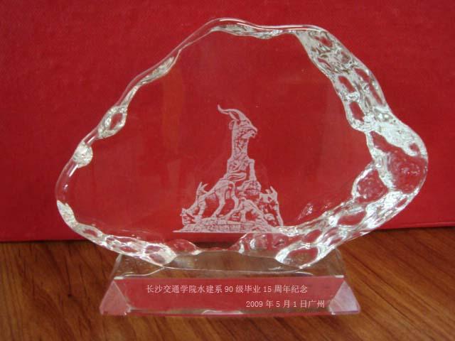 供应水晶奖杯水晶厂家水晶纪念品 、佛山水晶厂家、佛山水晶礼品
