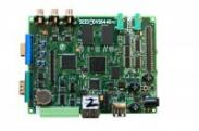 SLXDVS6446达芬奇开发板图片