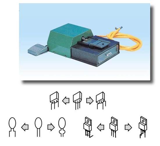 供应气动式零件成型机、电容成型机、散装电子元件成型机、零件成型机