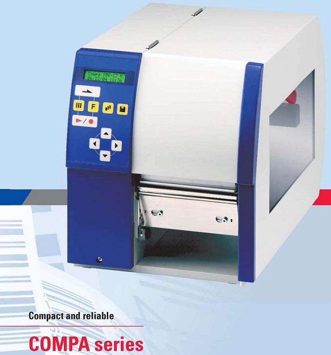 标签打印机图片|标签打印机样板图|德国原装进口comp