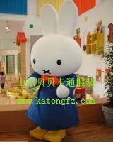 聪明兔流氓兔小兔子小白兔卡通服装兔八哥小白兔兔系列服装卡通人偶