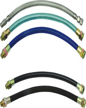 防爆挠性连接管图片/防爆挠性连接管样板图