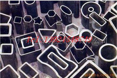 供应异型不锈钢管 三角形不锈钢管 扇形管 D形不锈钢扶手管图片