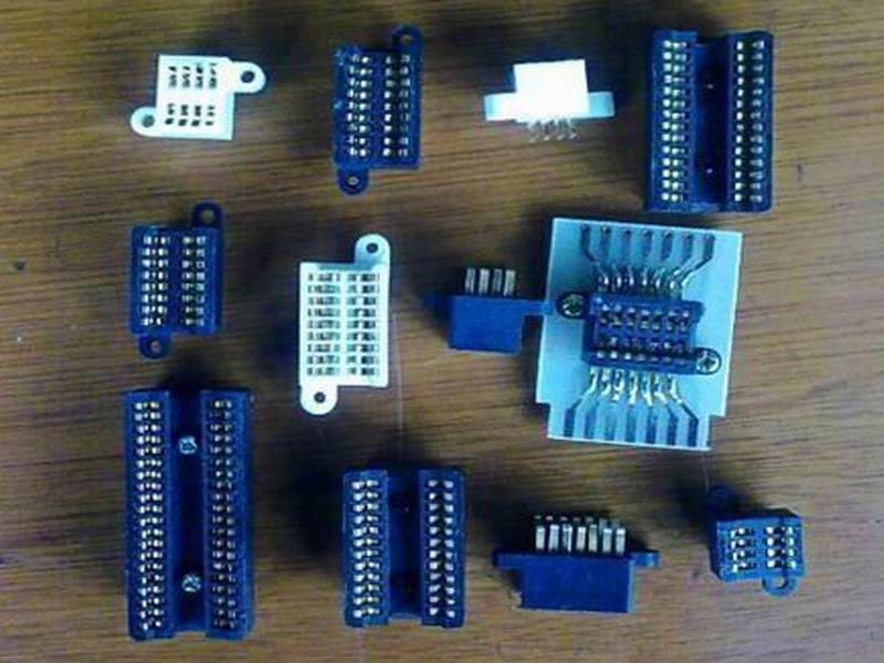 供应LJZ型双列集成电路老化测试插座