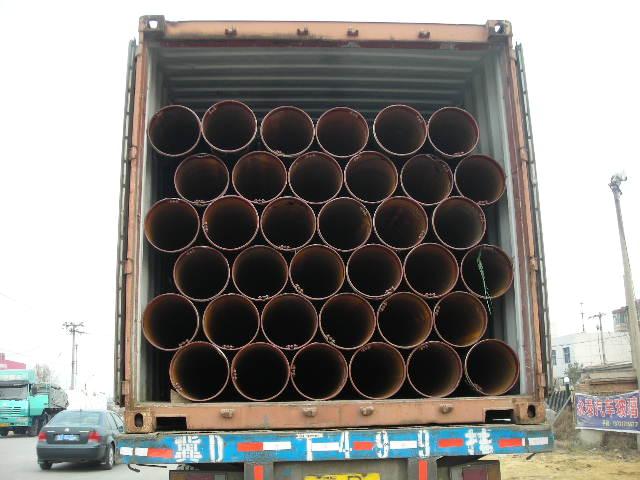 供应DSAW螺旋钢管