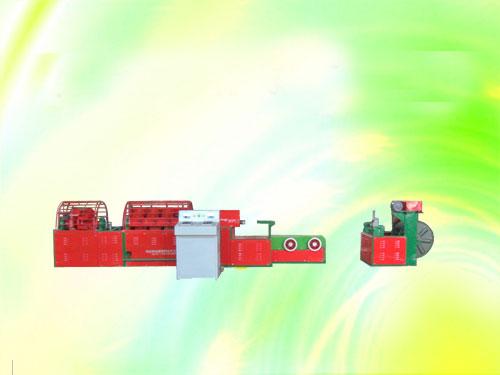 ... 绞线机样板图 绞线机LJGR250 巩义市长城海绵电线设备厂