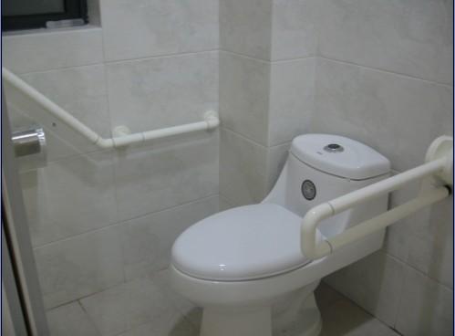 浴室扶手装修效果图