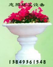 供应玻璃钢花盆、玻璃钢花盆容器、玻璃钢花盆花坛-新乡志腾