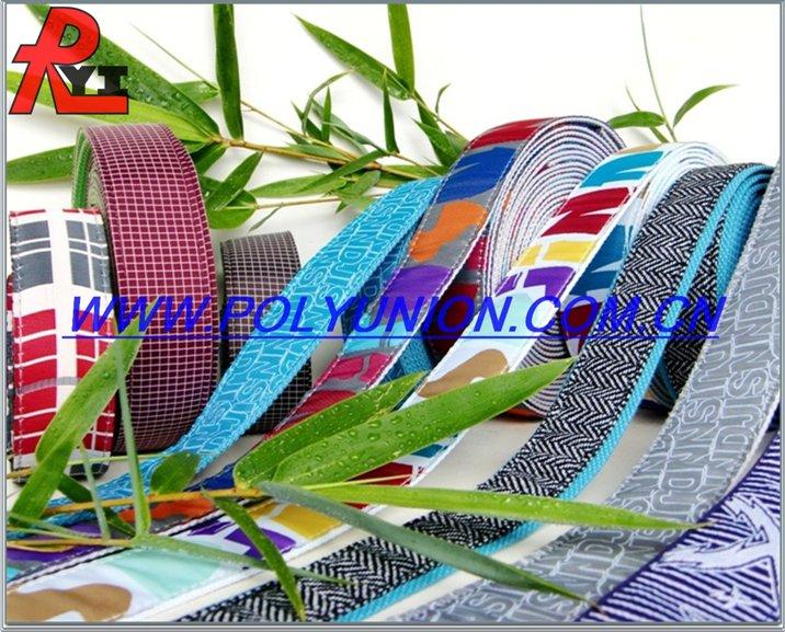 PP织带、尼龙织带、棉织带、松紧带、松紧黏扣带、提花带、圆绳、批发