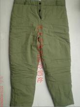 供应军绿棉裤