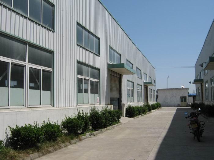 供应温州钢结构彩钢厂房