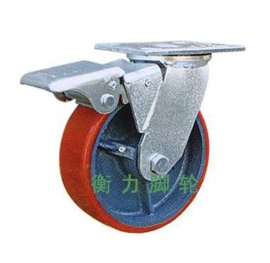 供应刹车脚轮,刹车脚轮厂家产品特点