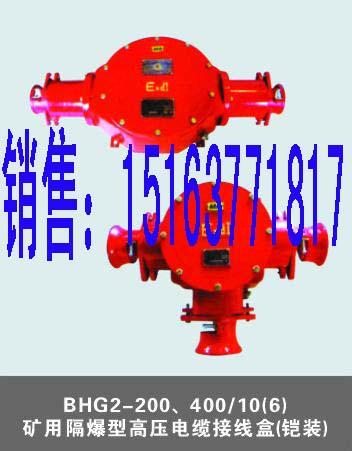 bhg1隔爆型高压电缆接线盒报价