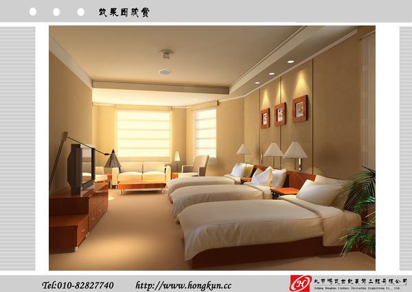 北京宾馆装修图片