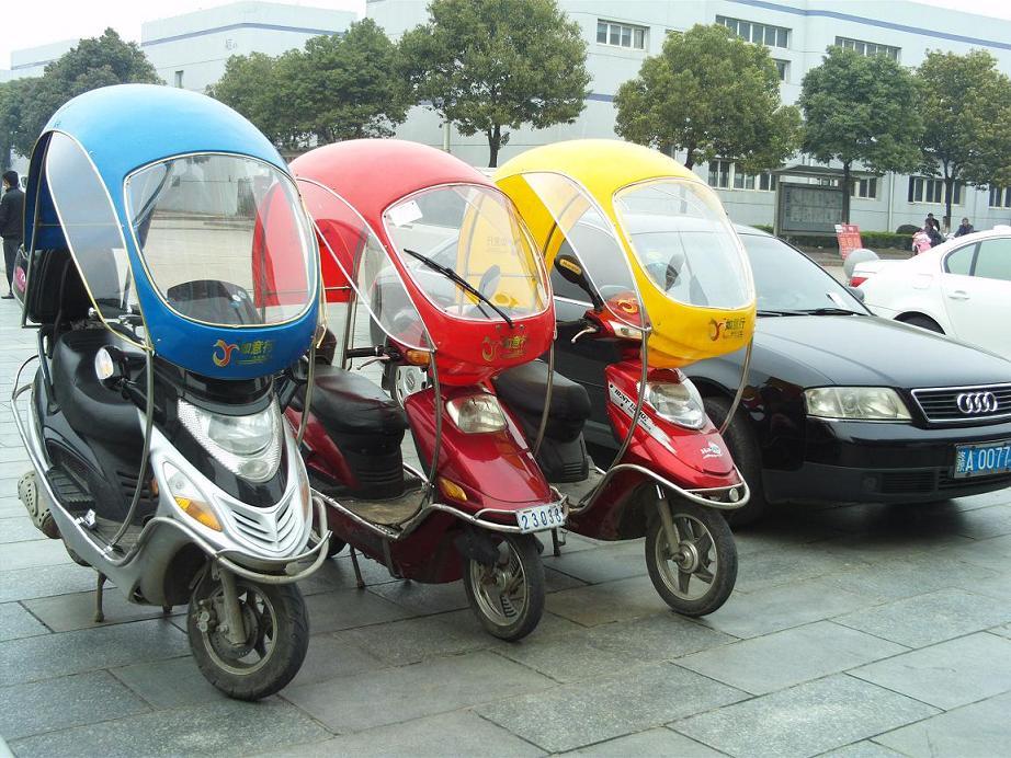 电动车雨篷生产电动车雨篷18