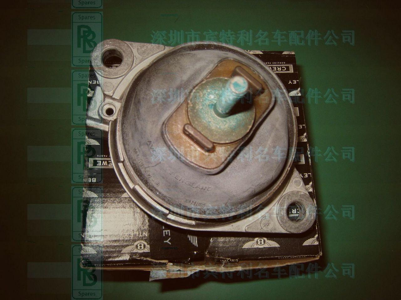 雅致发动机座胶样板图 宾利 雅致发动机座胶 深圳市宾特利名车配件高清图片