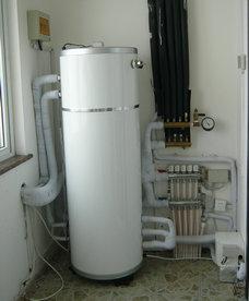 供应家庭地暖热水工程