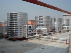 供应杭州酒店空气能热水工程