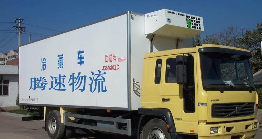 供应上海到杭州冷藏冷冻运输冷藏物流 保温配送图片
