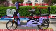 花木兰电动车图片