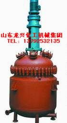供应搪瓷反应罐图片