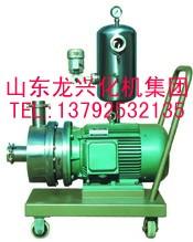 供应管线式乳化机