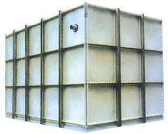 供应山西玻璃钢水箱图片