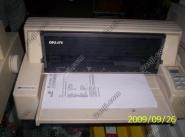 供应低价二手税控打印机400元(兼容国标税控)24针平推式打印机