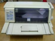 保险专用二手针式票据打印机图片