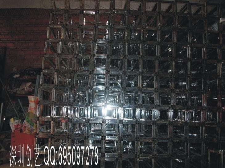 供应深圳桁架出租搭建展览展示特装图片