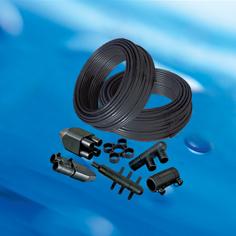 地源热泵管道系统图片/地源热泵管道系统样板图