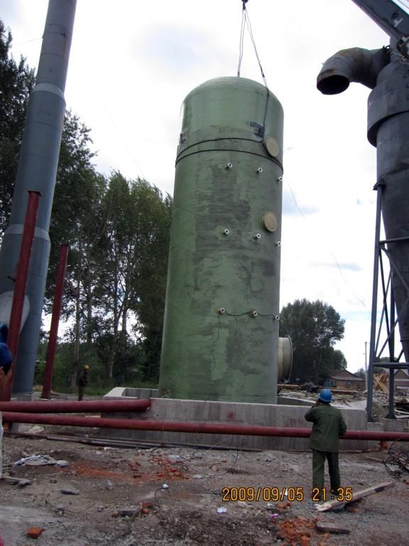 锅炉除尘设备
