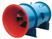 供应排风设备高效低噪音混流风机