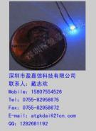 0603片式蓝色LED图片