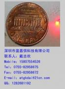 0603片式红色LED图片