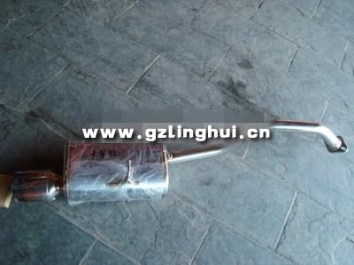 广东广州卡罗拉改装排气管生产供应商 供应卡罗拉改装排气高清图片