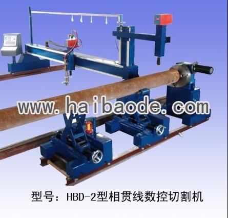 供应相贯线数控切割机-台湾电浆-海宝电源