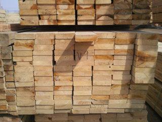 供应铁杉木板材