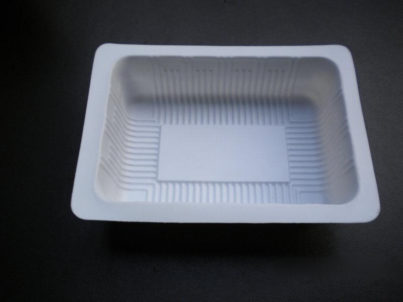 供应白色豆腐盒批发