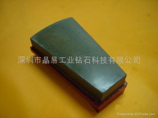 供应金刚石树脂布拉磨块图片
